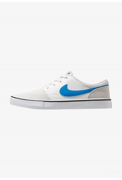 Nike PORTMORE II SS CNVS - Baskets basses light photo blue/vast grey/black/white