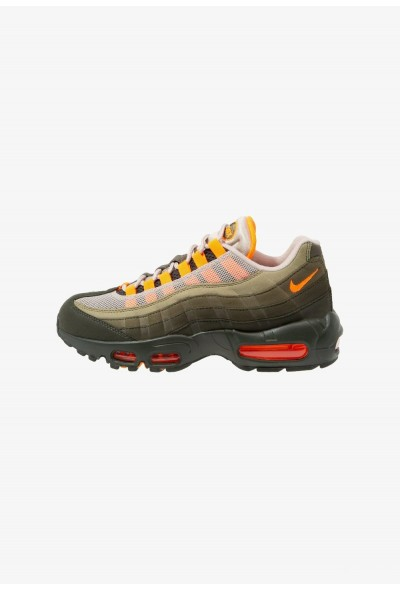 Nike AIR MAX 95 OG - Baskets basses string/total orange/neutral olive/medium olive/cargo khaki