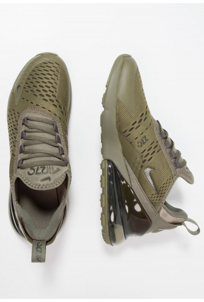 Nike AIR MAX 270 - Baskets basses medium olive/newsprint