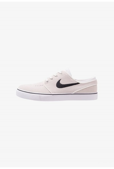 Nike ZOOM STEFAN JANOSKI - Baskets basses summit white/black/pure platinum/light brown/white