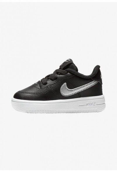 Nike FORCE 1 18 - Chaussures premiers pas black/white