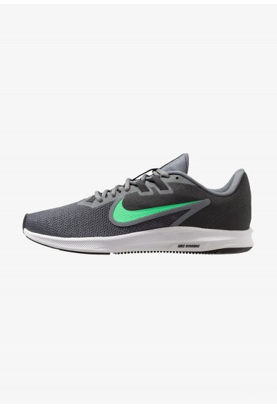 Black Friday 2019 - Nike DOWNSHIFTER 9 - Chaussures de running neutres cool grey/electro green/anthracite/black