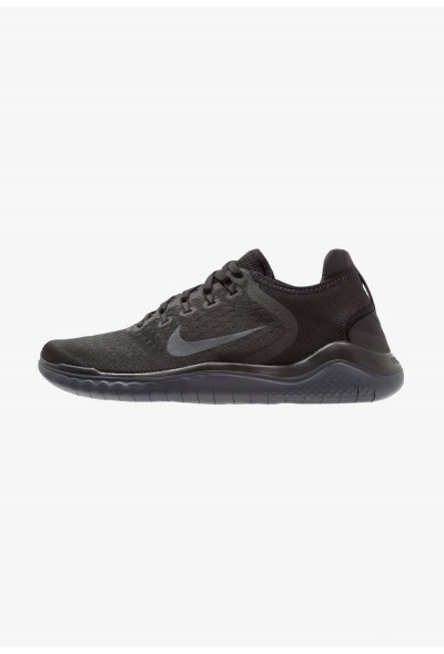 Nike FREE RN 2018 - Chaussures de course neutres black/anthracite