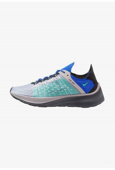 Nike EXP-X14 - Baskets basses pure platinum/menta/atmosphere grey/racer blue/black/dark grey