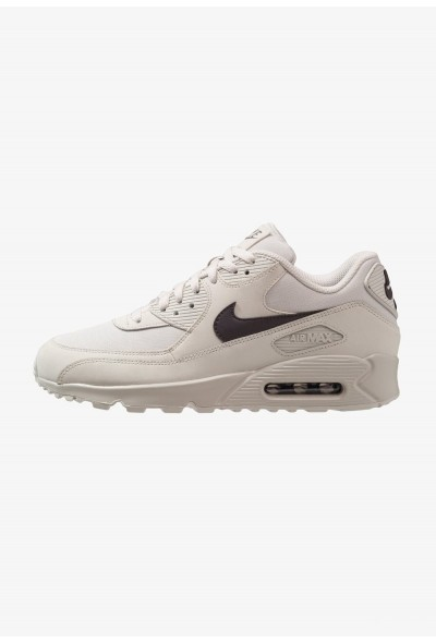 Nike AIR MAX 90 ESSENTIAL - Baskets basses light bone/thunder grey
