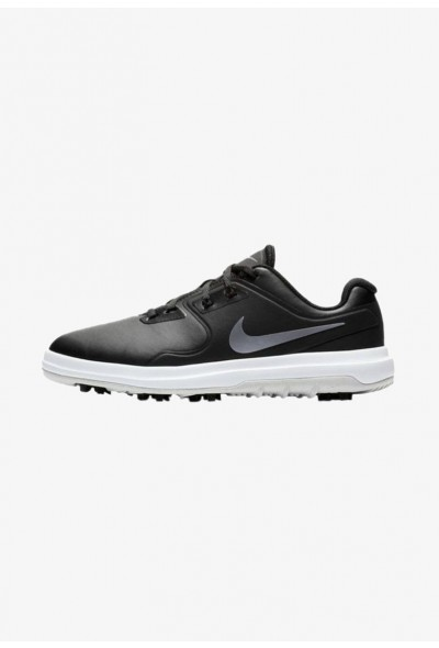 Nike Chaussures de golf black/silver/metallic grey