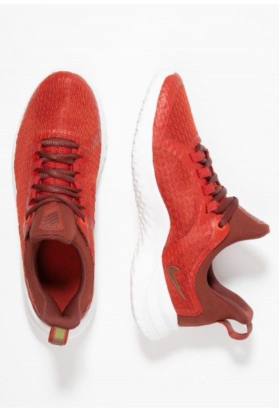 Nike RENEW RIVAL - Chaussures de running neutres dune red/pueblo brown/summit white