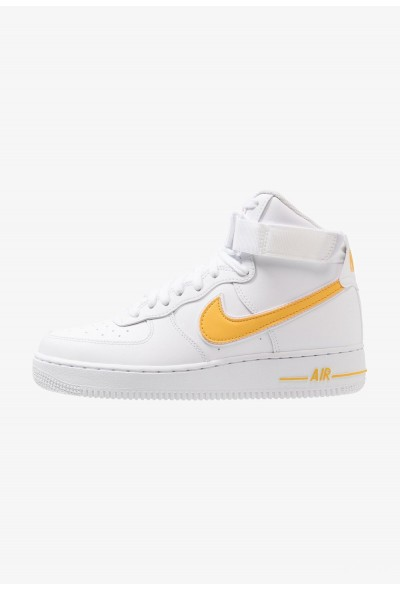 Nike AIR FORCE 1 '07 3 - Baskets montantes white/universal gold