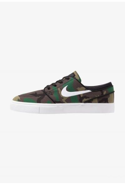 Nike ZOOM STEFAN JANOSKI - Baskets basses multicolor/black/white/yellow