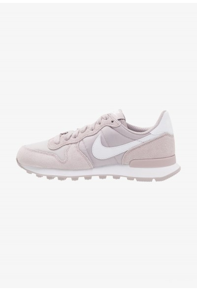 Nike INTERNATIONALIST - Baskets basses violet ash/white