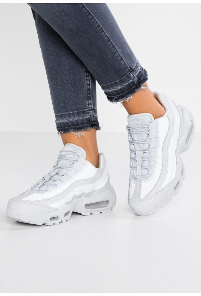 Nike AIR MAX 95 LX - Baskets basses pure platinum