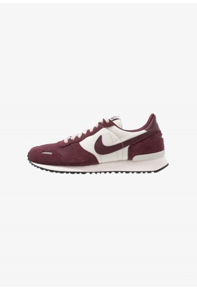 Nike AIR VORTEX - Baskets basses light bone/burgundy crush/sail/black