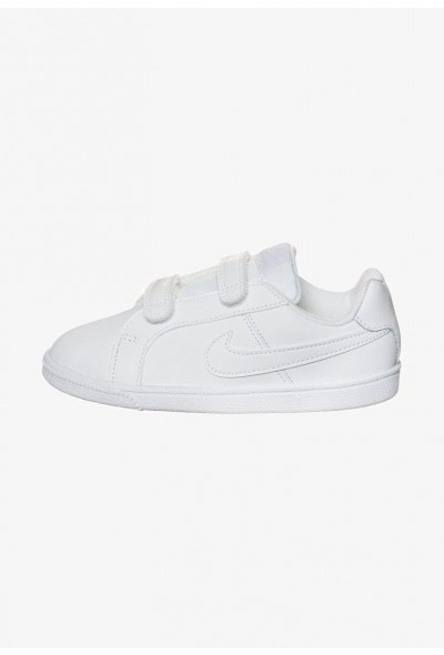 Nike COURT ROYALE - Baskets basses white