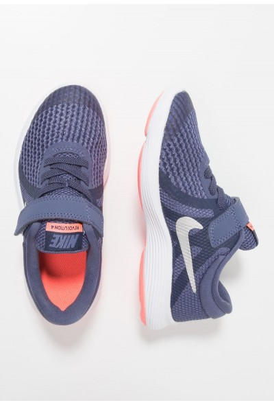 Nike REVOLUTION 4 - Chaussures de running neutres sanded purple/metallic silver/midnight navy/lava glow