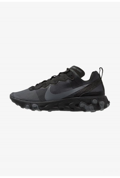 Nike REACT 55 - Baskets basses black/dark grey
