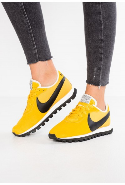 Black Friday 2019 - Nike PRE-LOVE O.X. - Baskets basses yellow ochre/black/summit white
