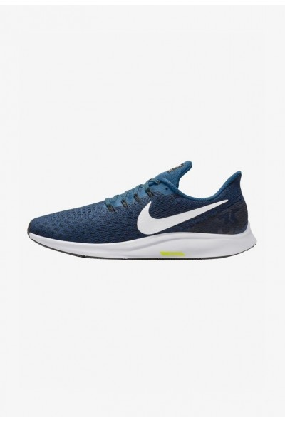 Nike AIR ZOOM PEGASUS 35 - Chaussures de running neutres blue/black/ grey
