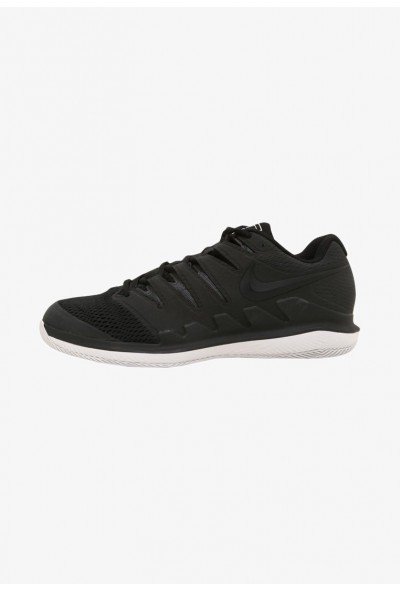 Nike AIR ZOOM VAPOR X HC - Baskets tout terrain black/vast grey/anthracite