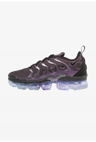 Nike AIR VAPORMAX PLUS - Baskets basses black/dark grey/aluminum/space purple