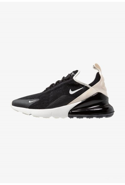 Nike AIR MAX 270 - Baskets basses black/light bone/platinum tint/light cream