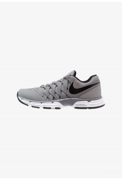 Black Friday 2019 - Nike LUNAR FINGERTRAP TR - Chaussures d'entraînement et de fitness cool grey/black