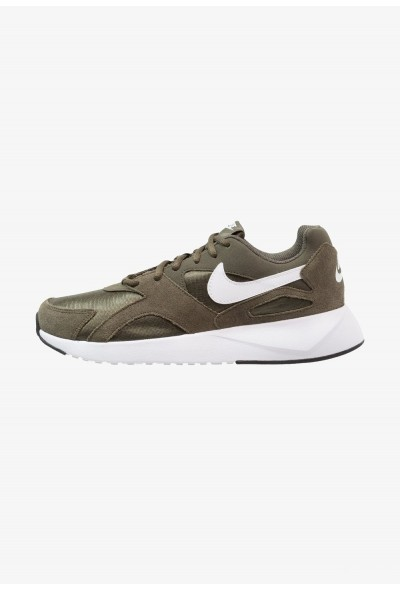 Nike PANTHEOS - Baskets basses cargo khaki/white