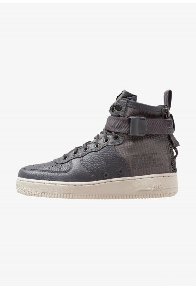 Nike SF AF1 MID - Baskets montantes dark grey/bone