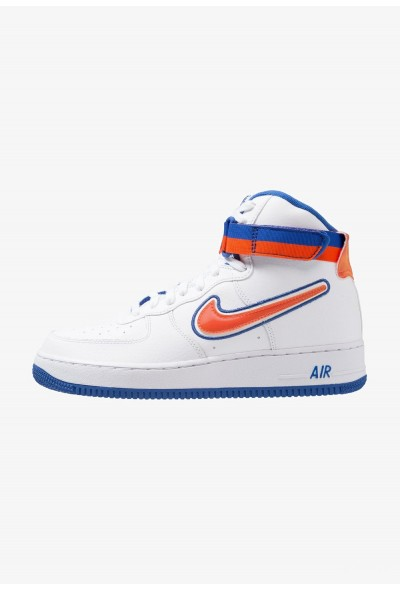 Nike AIR FORCE 1 '07 LV8 SPORT - Baskets montantes white/team orange/game royal