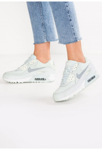 Nike AIR MAX - Baskets basses light grey