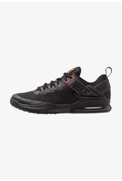 Black Friday 2019 - Nike ZOOM DOMINATION TR 2 - Chaussures d'entraînement et de fitness black/anthracite/bright crimson