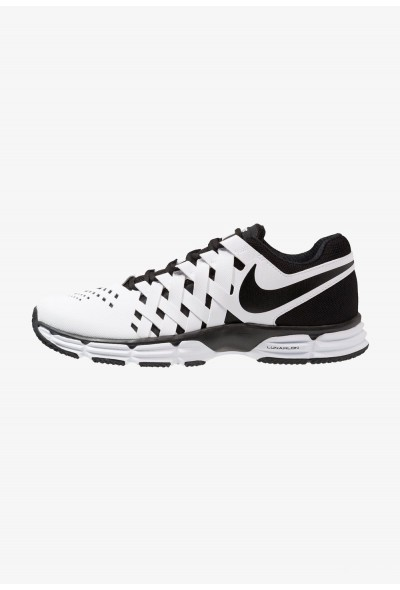 Black Friday 2019 - Nike LUNAR FINGERTRAP TR - Chaussures d'entraînement et de fitness white/black