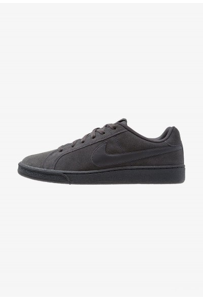 Nike COURT ROYALE SUEDE - Baskets basses anthracite/black