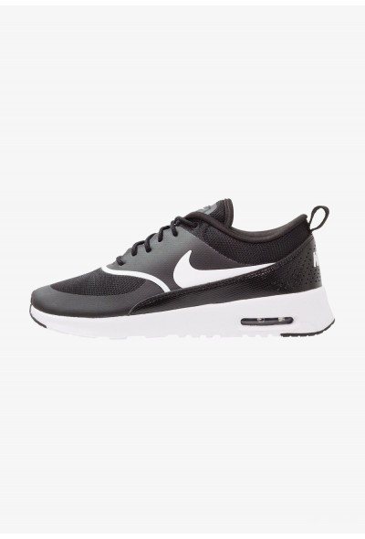 Nike AIR MAX THEA - Baskets basses black/white