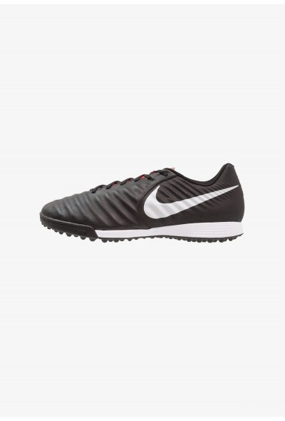 Nike LEGENDX 7 ACADEMY TF - Chaussures de foot multicrampons black/pure platinum/light crimson