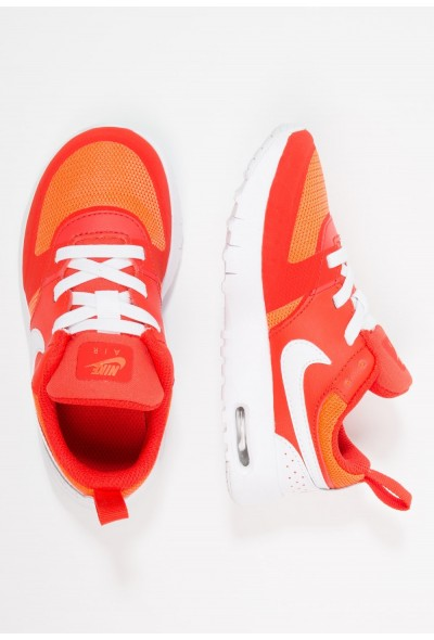 Nike AIR MAX VISION  - Mocassins habanero red/white/total crimson