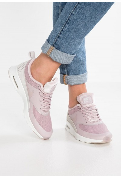 Nike AIR MAX THEA LX - Baskets basses particle rose/vast grey
