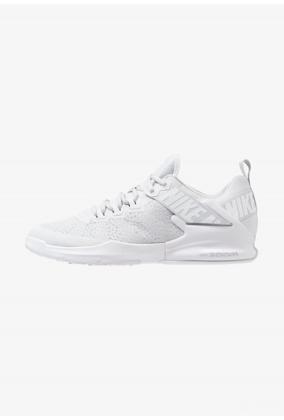 Black Friday 2019 - Nike ZOOM DOMINATION TR 2 - Chaussures d'entraînement et de fitness pure platinum/white