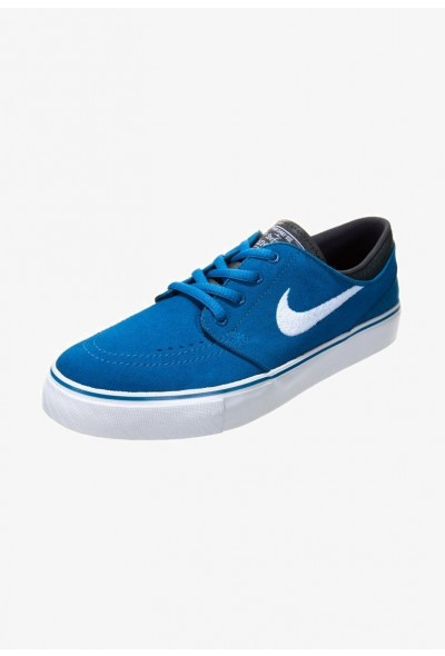 Nike STEFAN JANOSKI - Baskets basses military blue/white/anthracite/black