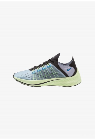 Nike EXP-X14 - Baskets basses photo blue/glacier grey/black/volt/barely volt