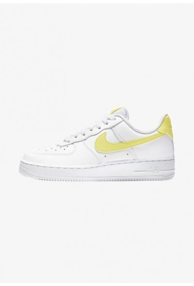 Nike AIR FORCE 1 '07 - Baskets basses white/white/yellow pulse