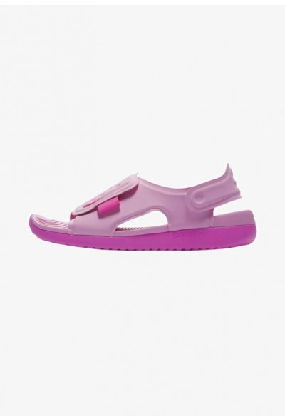 Black Friday 2019 - Nike SUNRAY ADJUST 5 - Sandales de randonnée pink/purple