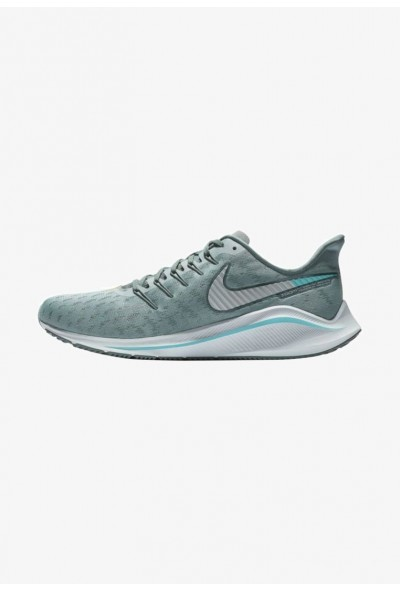 Nike AIR ZOOM VOMERO  - Chaussures de running neutres grey/turquoise/silver