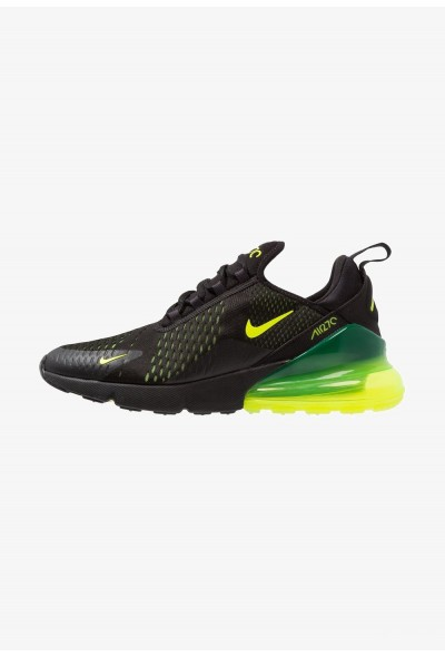 Nike AIR MAX 270 - Baskets basses black/volt/oil grey