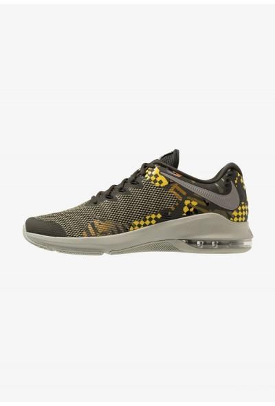 Nike AIR MAX ALPHA TRAINER - Chaussures d'entraînement et de fitness sequoia/metallic sepia/medium olive