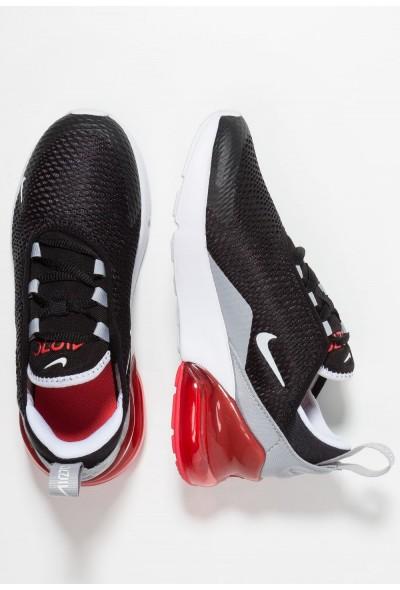 Nike AIR MAX 270  - Baskets basses black/white/ember glow/wolf grey