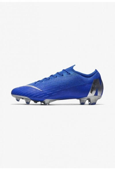Nike MERCURIAL VAPOR 12 ELITE FG - Chaussures de foot à crampons blue/black