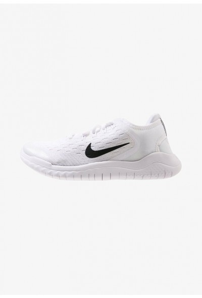 Nike FREE RN 2018 - Chaussures de course neutres white/black