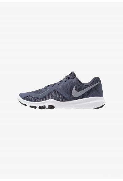 Nike FLEX CONTROL II - Chaussures d'entraînement et de fitness thunder blue/light carbon/black/atmosphere grey/white