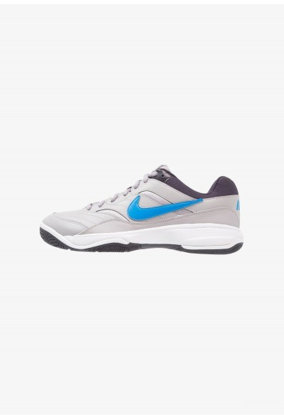 Black Friday 2019 - Nike COURT LITE - Baskets tout terrain atmosphere grey/photo blue/platinum tint/gridiron