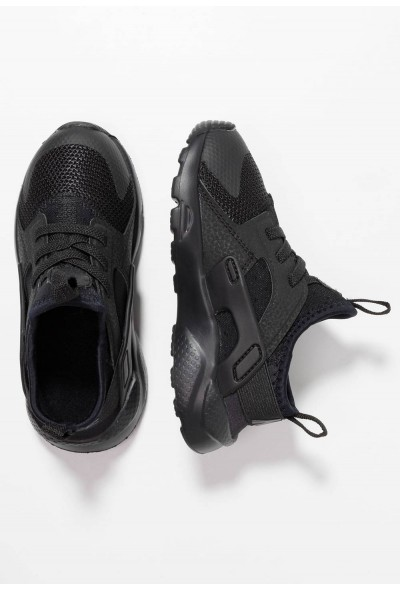 Nike HUARACHE RUN ULTRA  - Chaussures premiers pas black